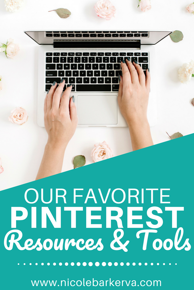 Favorite Pinterest Resources and Tips