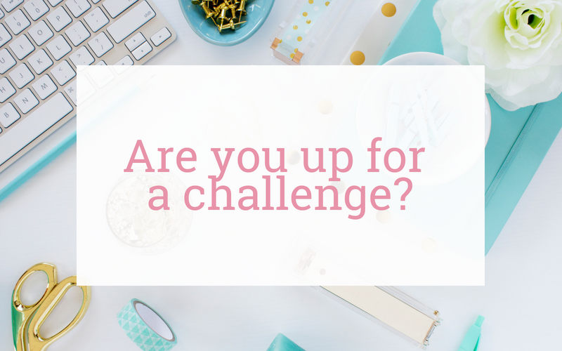 Are you up for a challenge? August Pinterest Growth Challenge