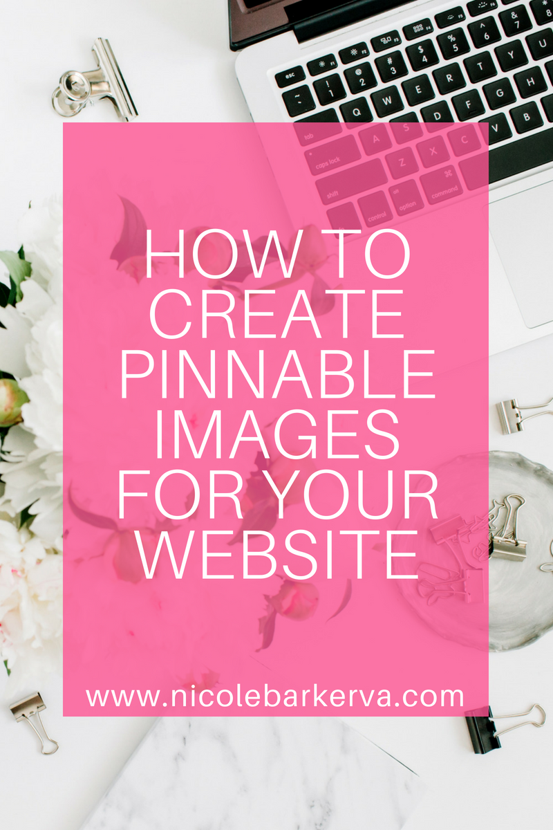 How to Create Pinnable Images for Your Business