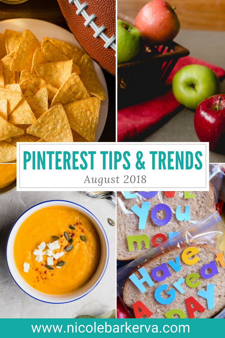 July Pinterest Tips and Trends