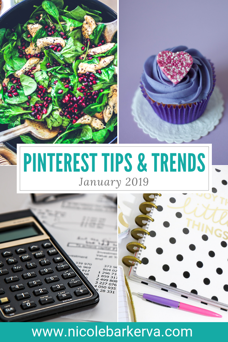 January Pinterest Tips and Trends