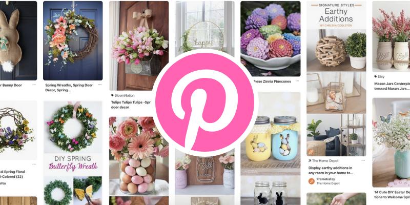 Pinterest Trends March 2019